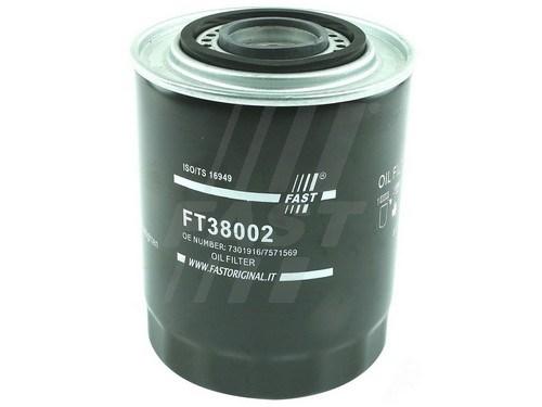 Filtr oleju FAST FT38002